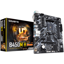 B450 Ultra Durable Motherboard